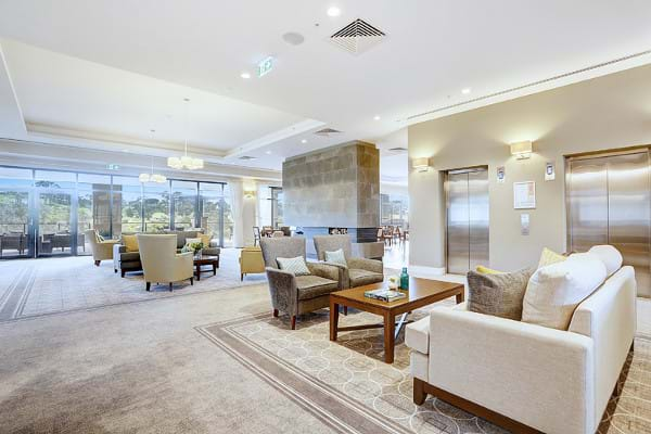 over 55 living Lounge