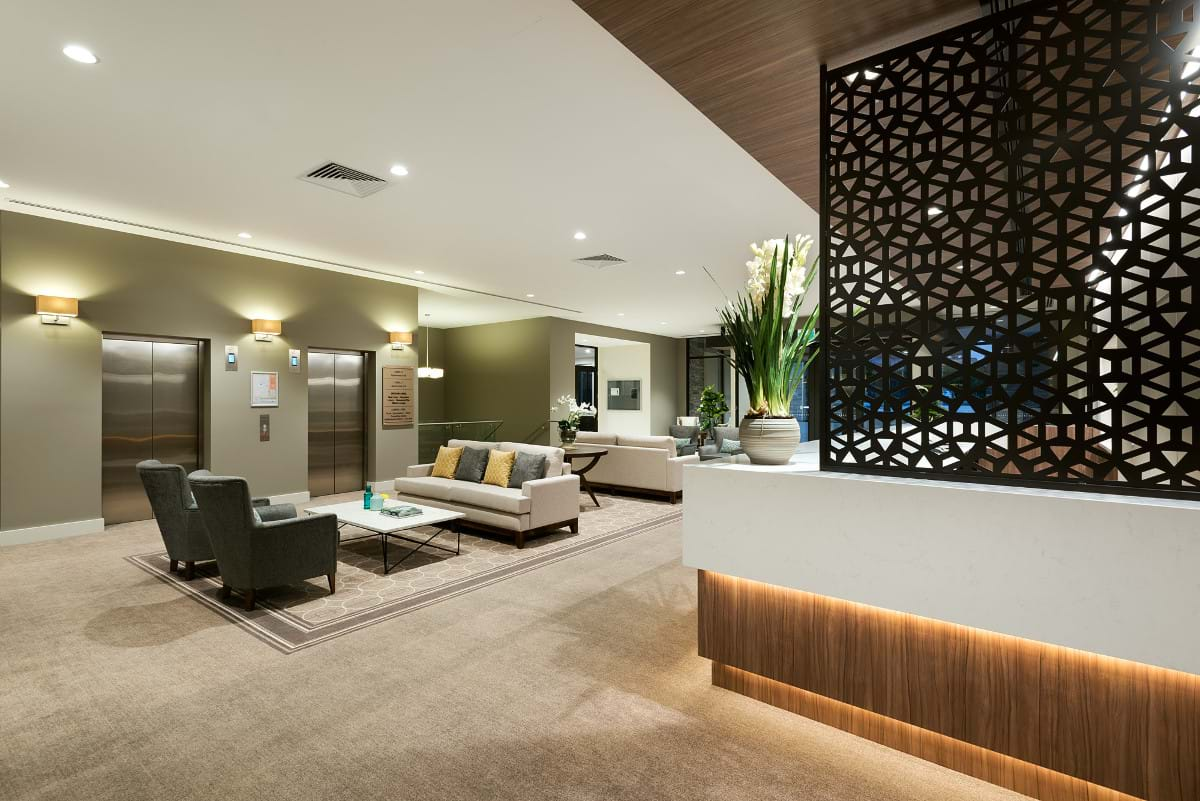 Retirement Living Facilities Suites